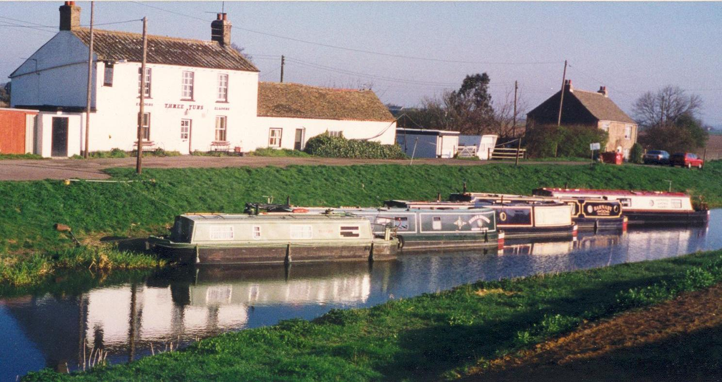 best pubs 1997-mar-five-boats-by-patrick-barry-cropped